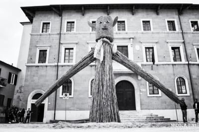 L'Invernacciu a Pitigliano