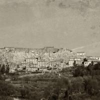 Veduta di Roccastrada (Fonte Wikipedia)