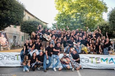 Cantina Pistoni Roventi, vincitrice del Settembre di Vino 2017  a Pitigliano (Foto Marco Tisi)
