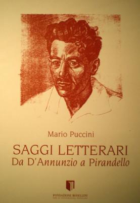 La copertina del libro del Puccini