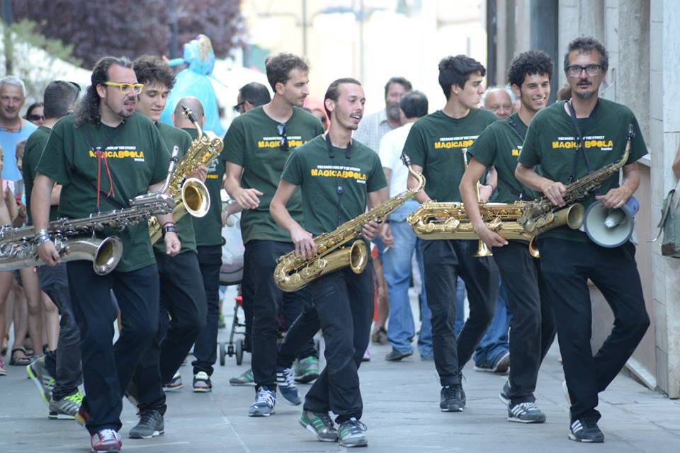 Mancano Street Music