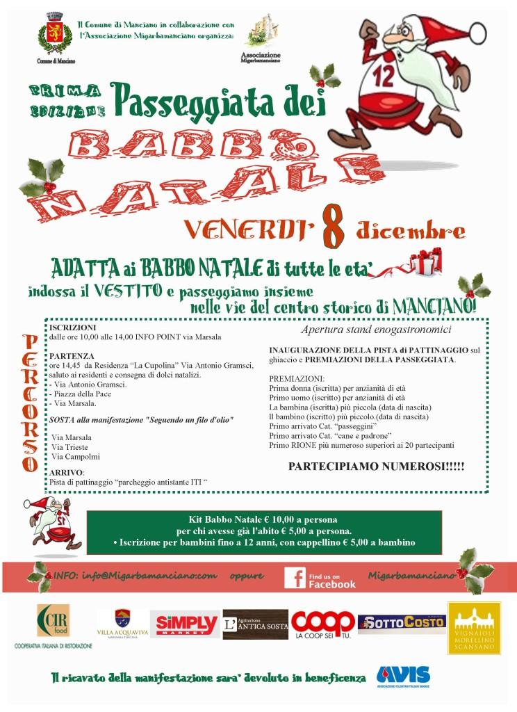 LOCANDINA corsa dei Babbo Natale (1)