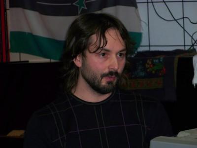 lorenzo olivotto consigliere di minoranza a Pitigliano