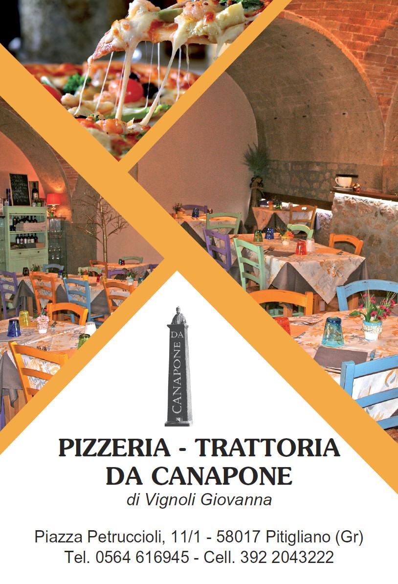 Pizzeria Trattoria Da Canapone