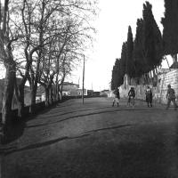 Via San Michele Pitigliano, anni 30 foto Bruscalupi