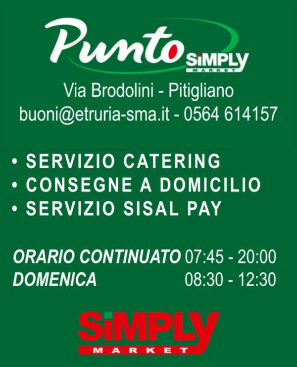 Simply Pitigliano