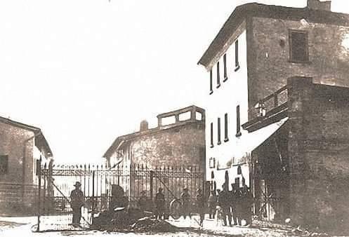 Porta Nuova, Grosseto
