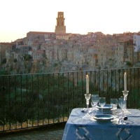 pitigliano white dinner